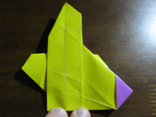 Little Bird | Designed by Satoshi Kamiya. Folded by me from … | Flickr | 240x320